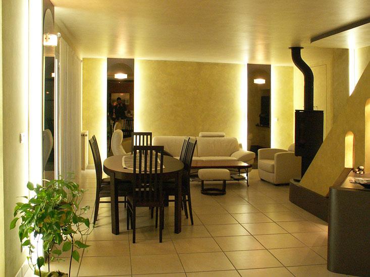 gagner de l espace projet de r am nagement maison chaponost. Black Bedroom Furniture Sets. Home Design Ideas