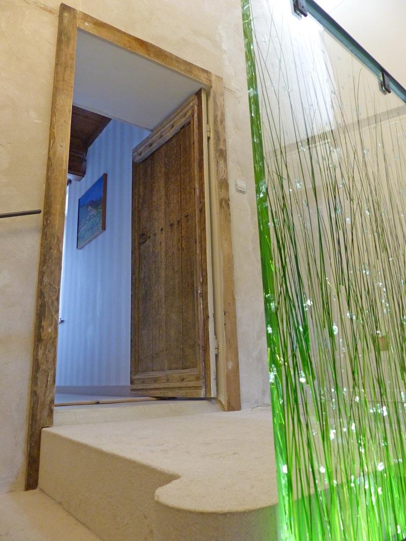 transformation d une grange en habitation chaponost lyon. Black Bedroom Furniture Sets. Home Design Ideas